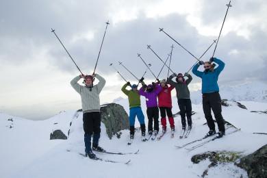 ski folkehøgskole