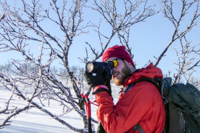 ski foto Lofoten