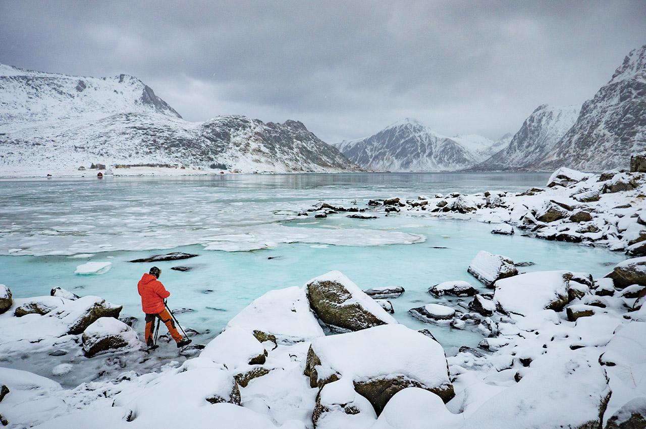 Foto: Peder Pedersen, Flakstadpollen